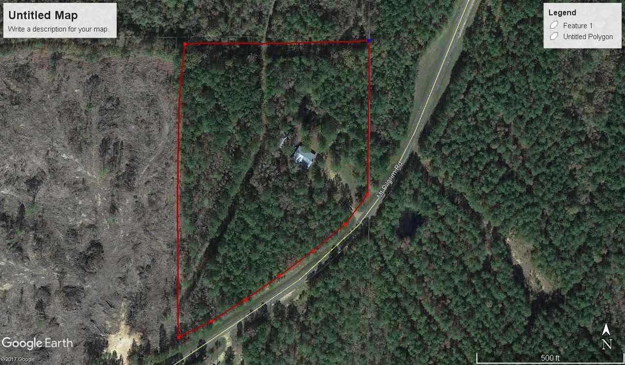 Madison County - 13± Acres - 4 Corner Properties