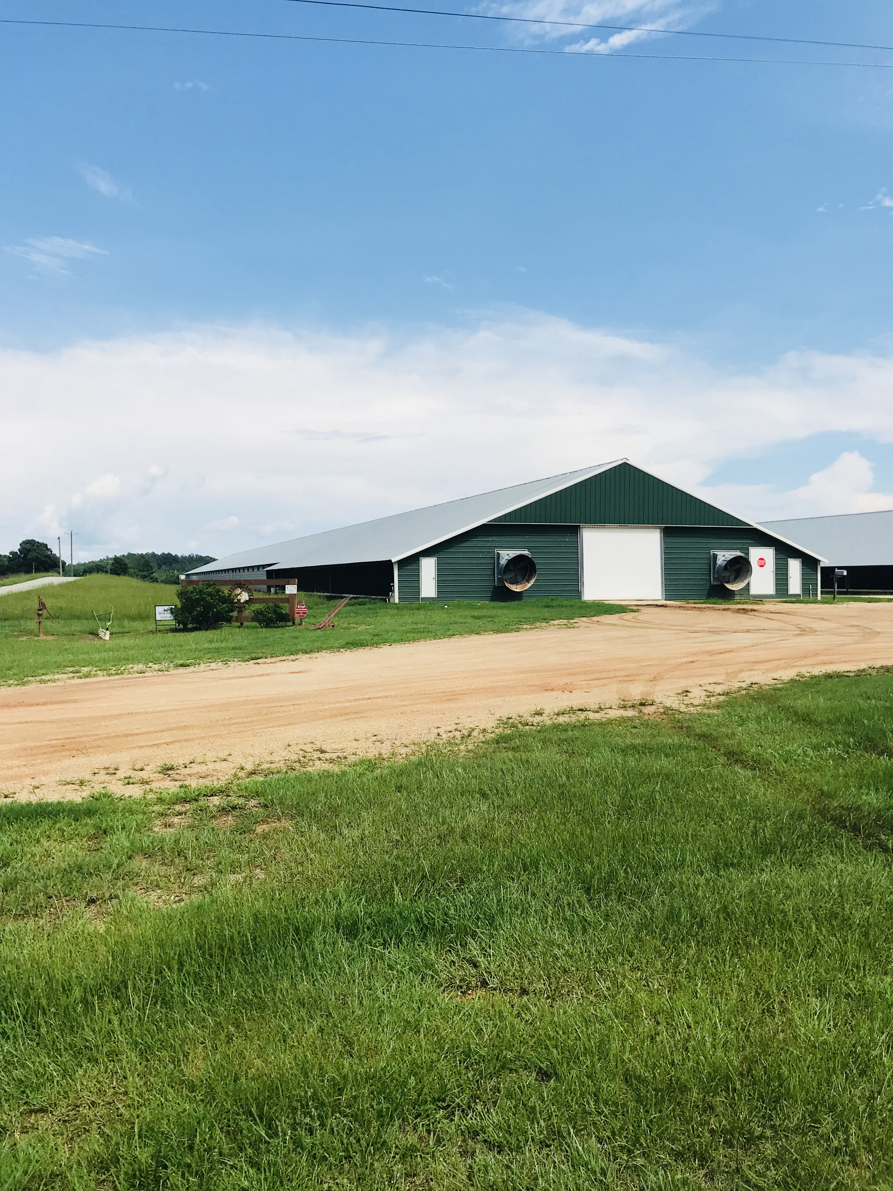 Clarke County - 52± Acre Poultry Farm and Dwellings - 4