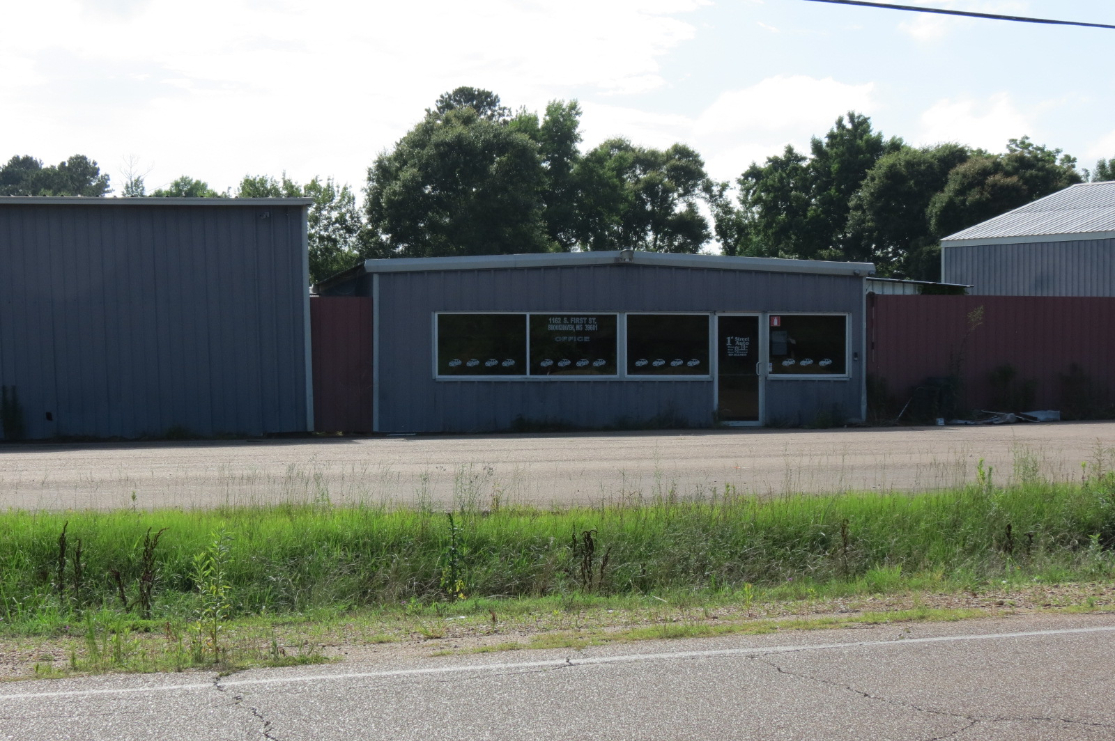 Lincoln County - 6.04± Acres with Metal Buildings - 4 ...