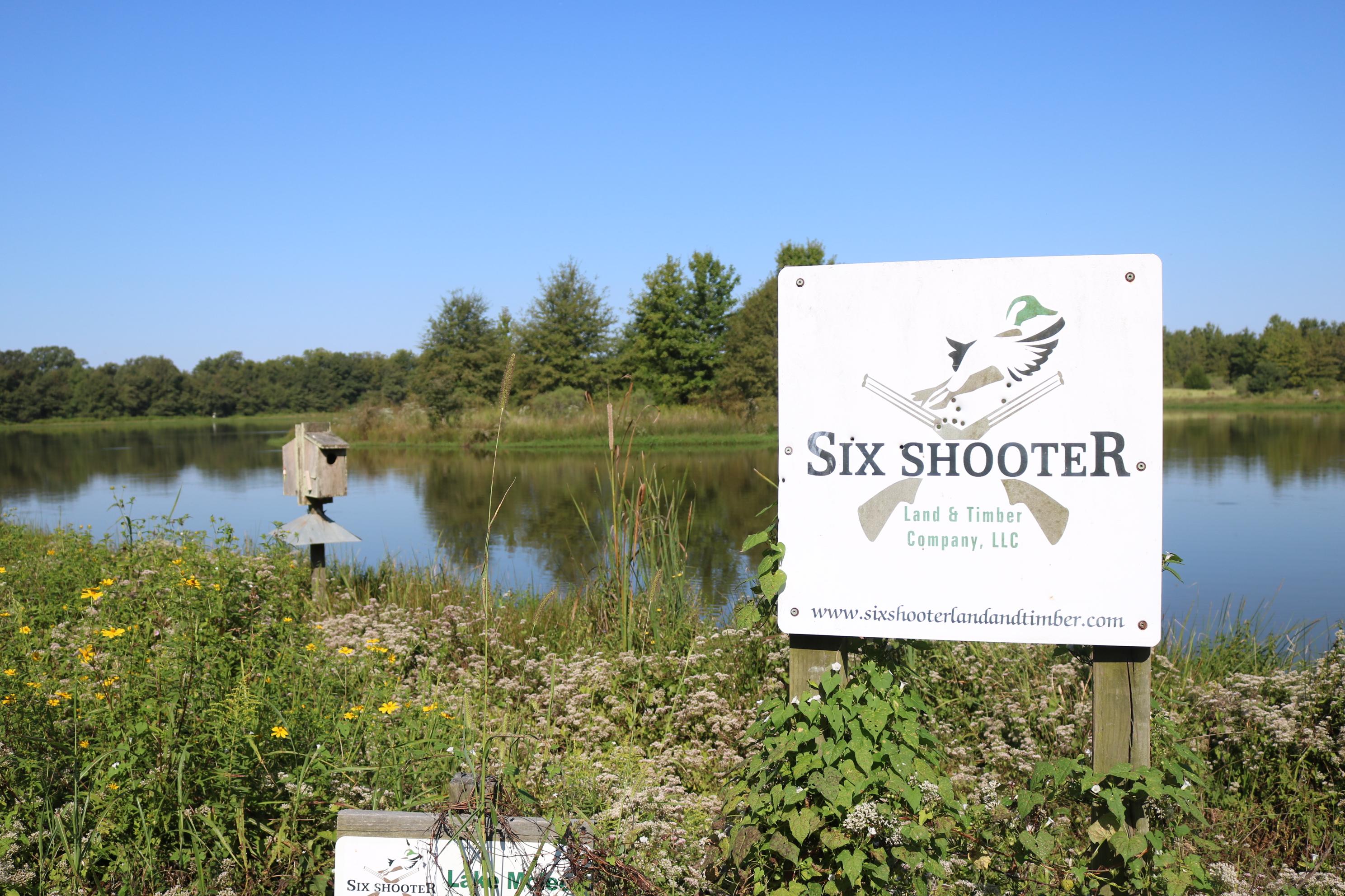 Sunflower County - Six Shooter Membership Share - 4 Corner