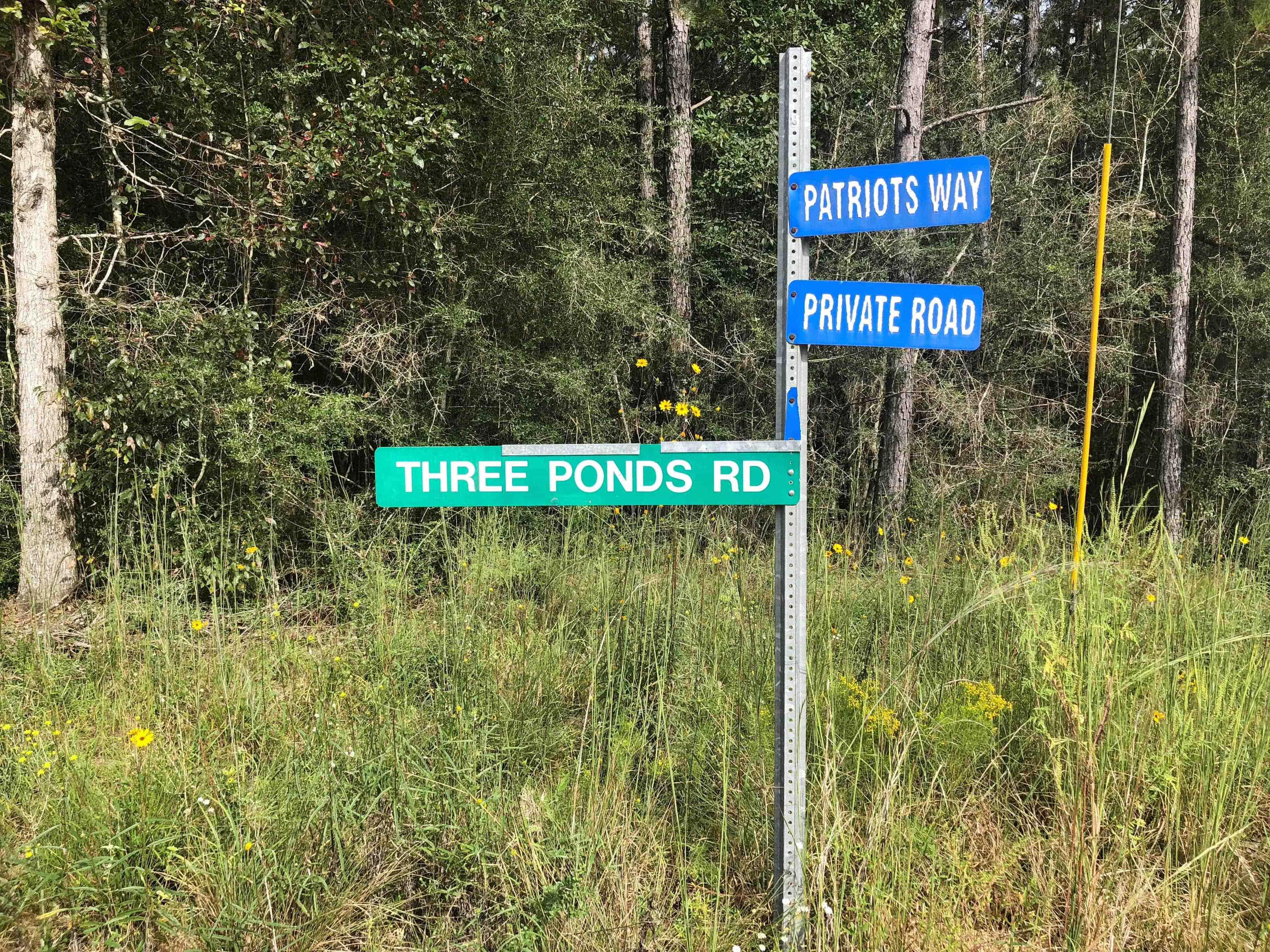 Pearl River County - 40± Acres - 4 Corner Properties